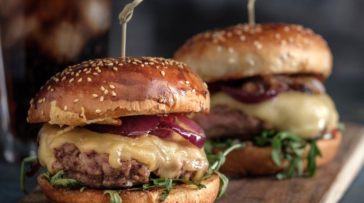 Σπιτικό Burger Πρωτεΐνης