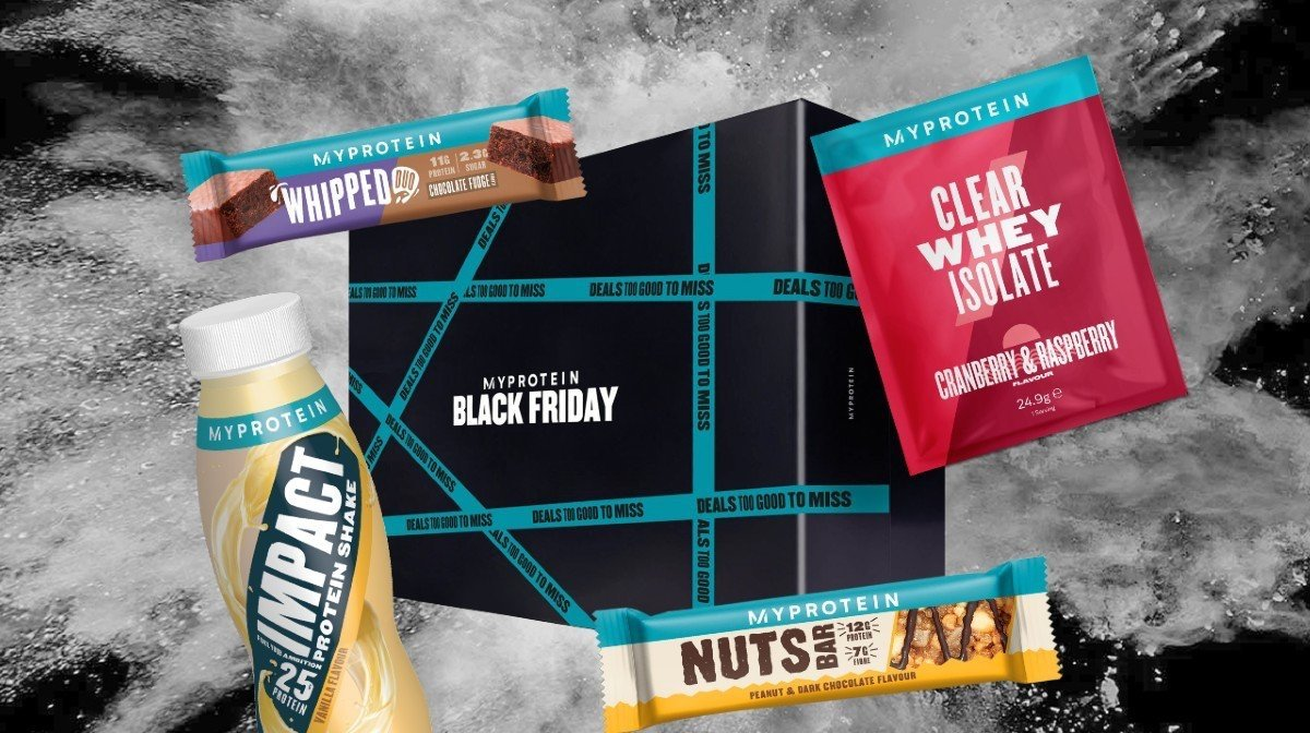 Τι να πάρεις αυτό το Black Friday – Προσφορές σε συμπληρώματα, ρούχα και σνακ