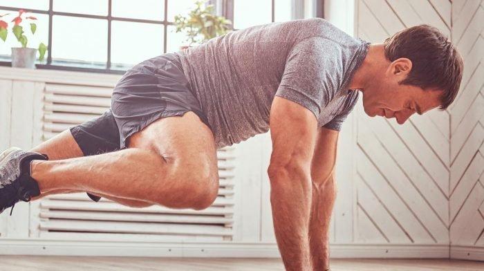 Μπορείς να χτίσεις μυϊκή μάζα με μία απλή προπόνηση σωματικού βάρους;