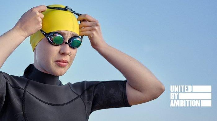 Γνώρισε τη Χάνα: Καλλιτέχνης και με πάθος για κολύμπι ανοιχτού νερού