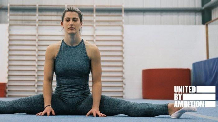 Γνώρισε τη Lucie: Ξεπέρασε το άγχος της με την βοήθεια της ενόργανης