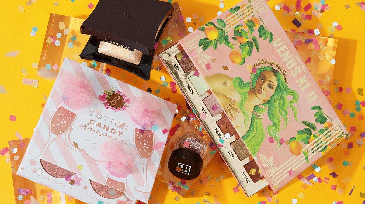 Karneval der Farben - unsere liebsten Make-Up-Produkte und Marken!