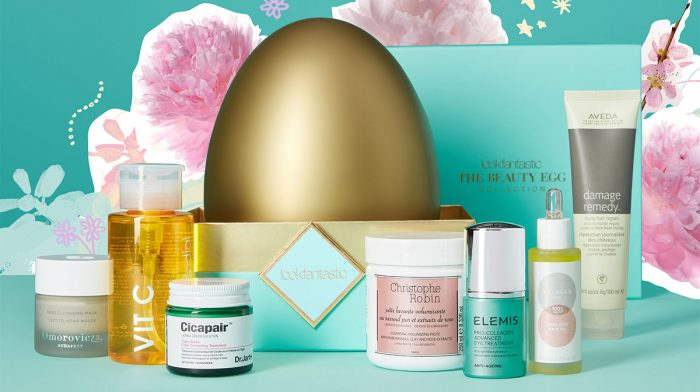 Die lookfantastic Beauty Egg Collection 2020