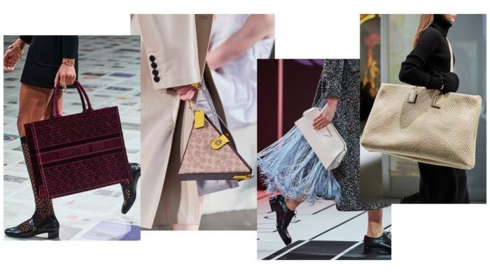 The Top Bag Trends From AW20 Runways
