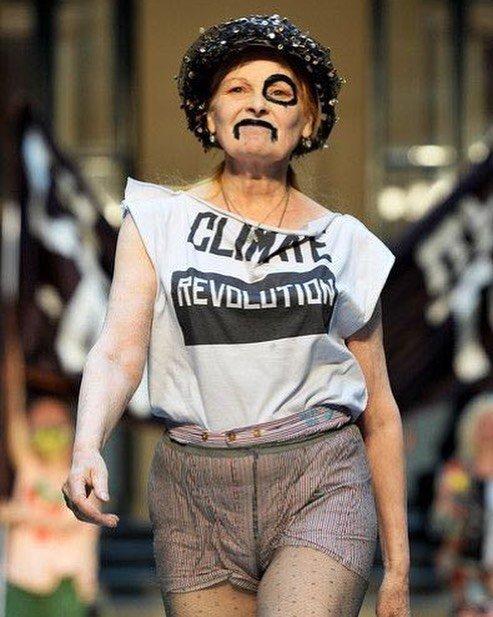 Vivienne Westwood activism