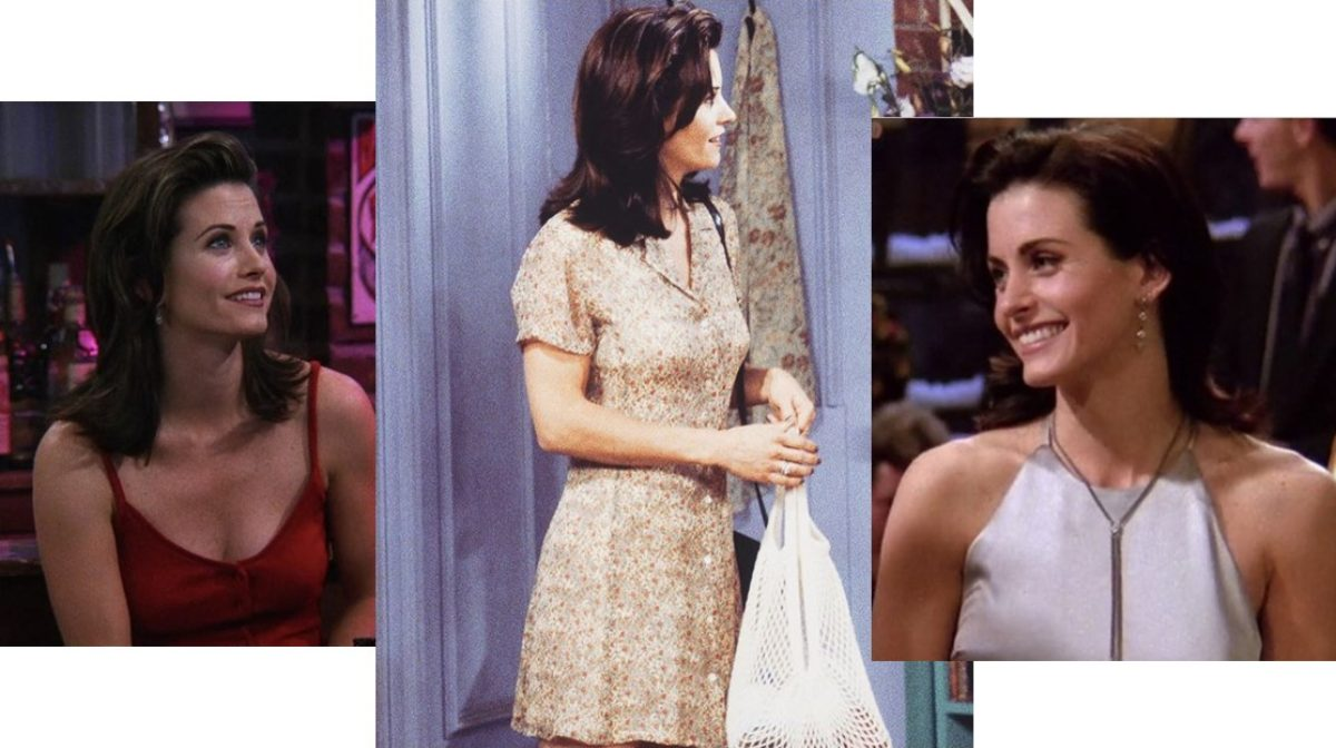 Style Lessons To Learn From Monica Geller's Outfits