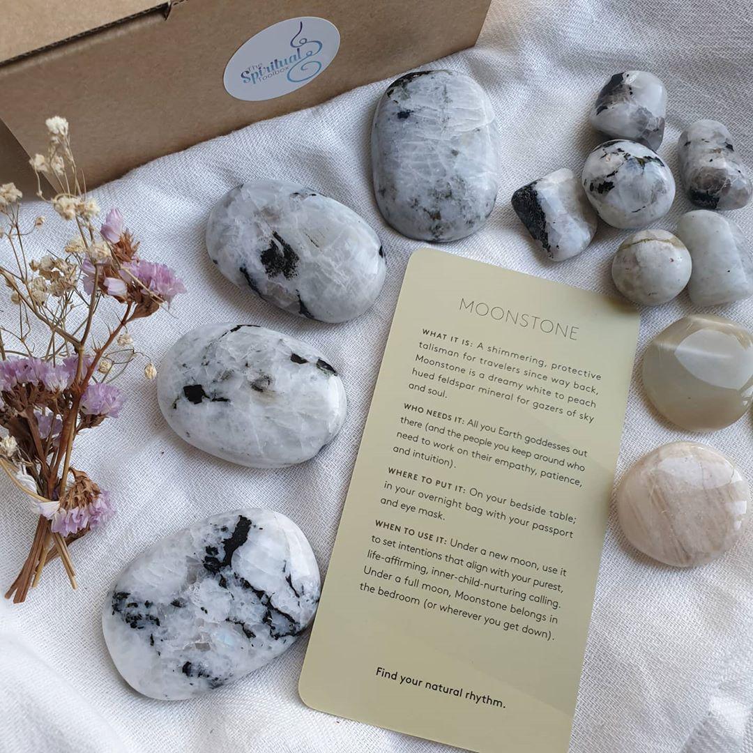 moonstone crystal