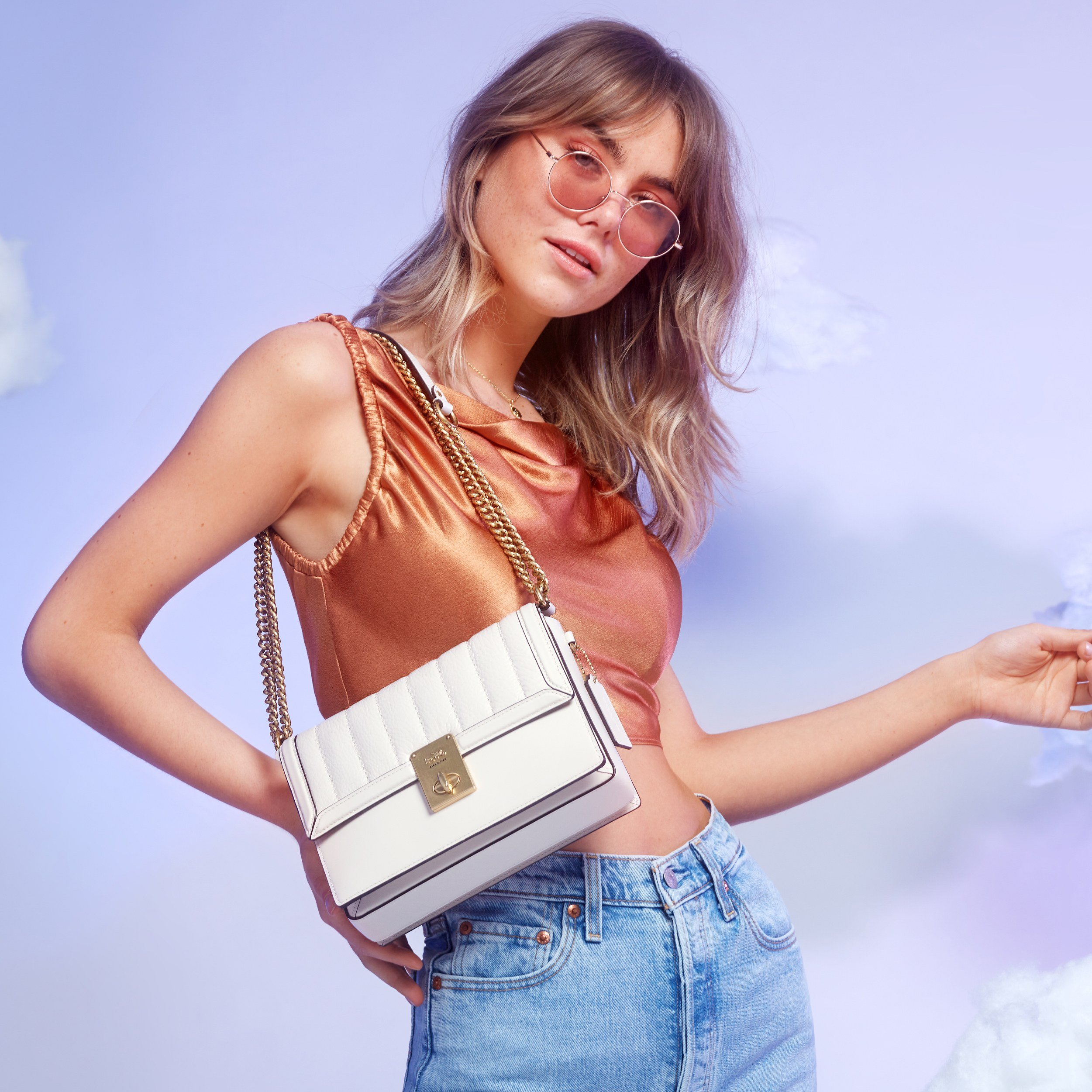 Minimalist handbags