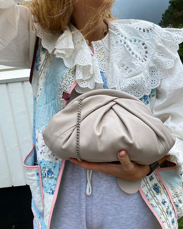 @nunoobags clutch handbag
