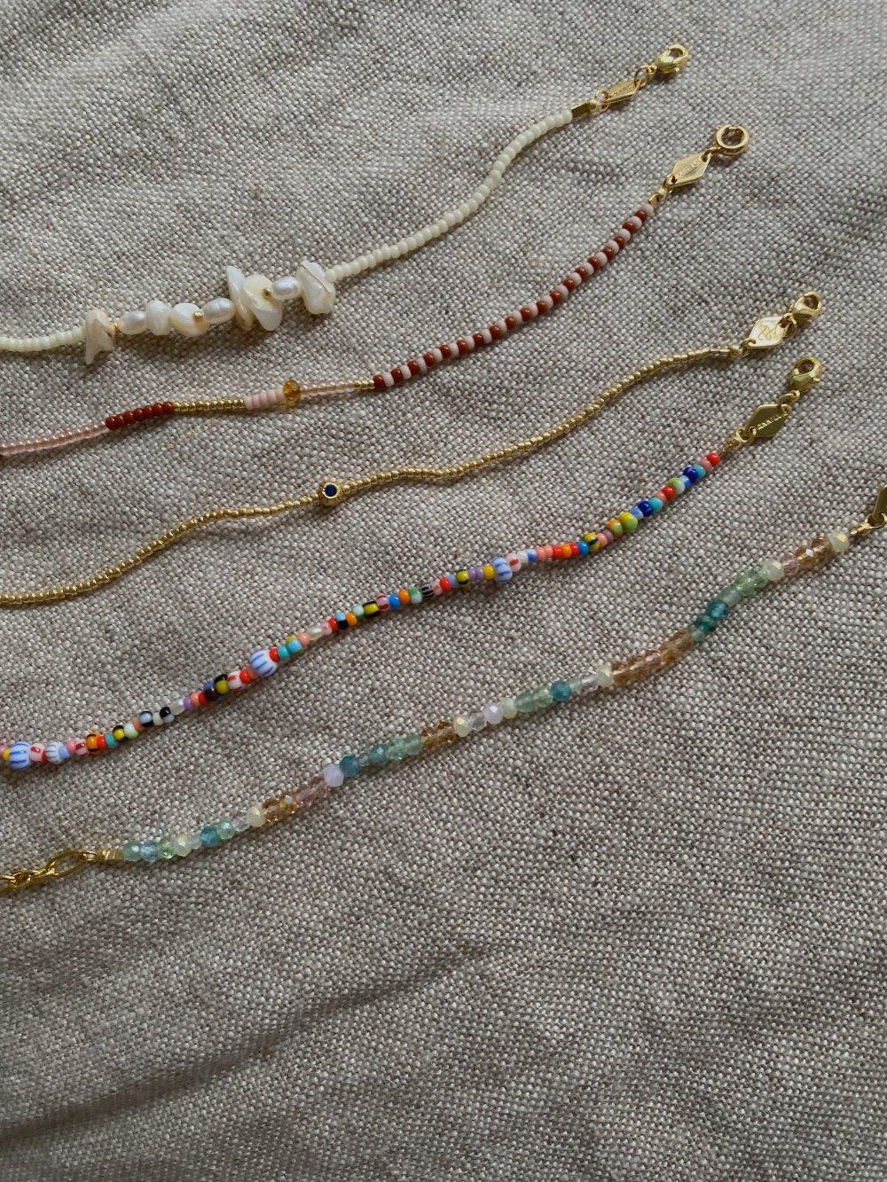 Anni Lu bracelets