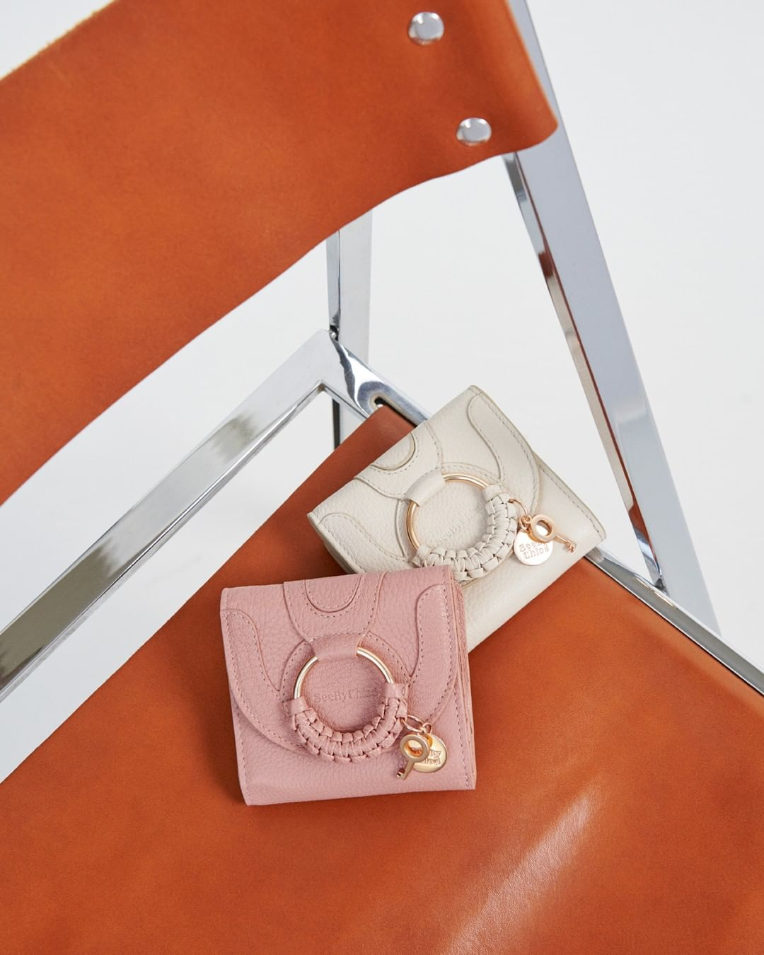 Two of the See By Chloe Camera Bags