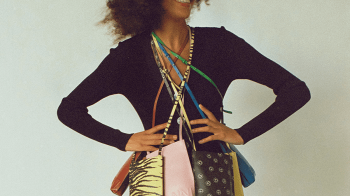 Style Lessons from Ganni | 8 Trending Ganni Bags and Accessories