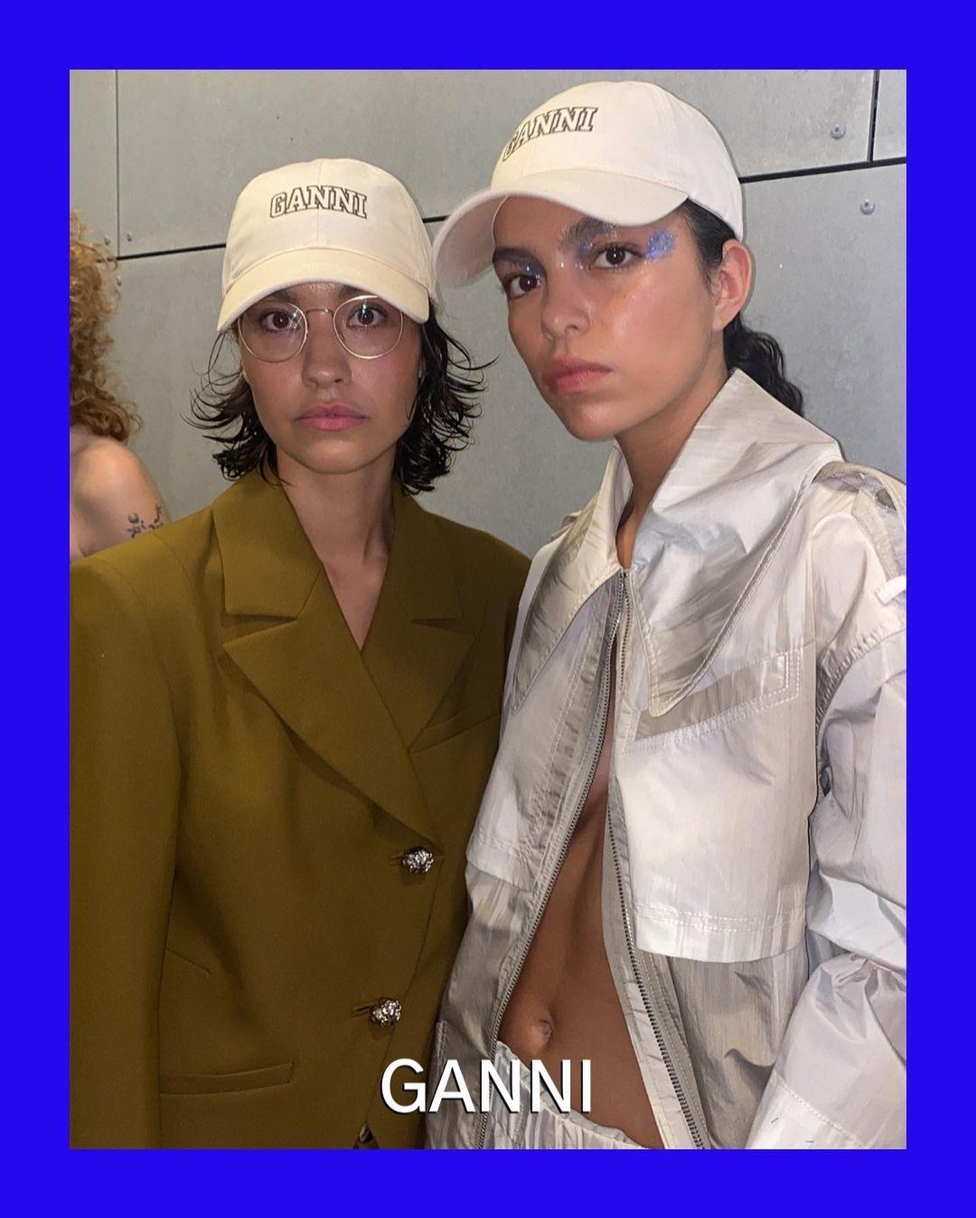 ganni accessories