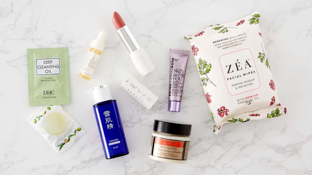 What's in the Beauty Bag This Fall