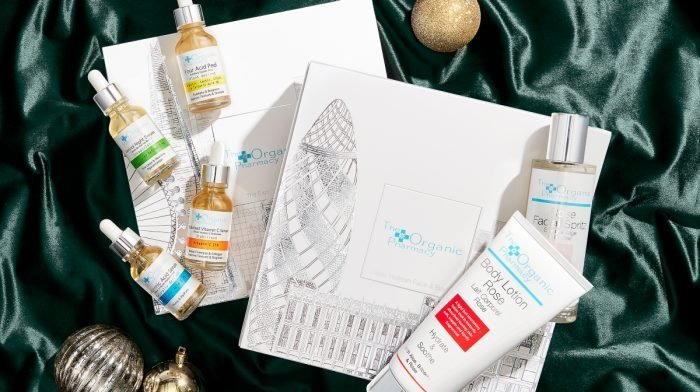 The Organic Pharmacy Holiday Sets for the Holistic Giver