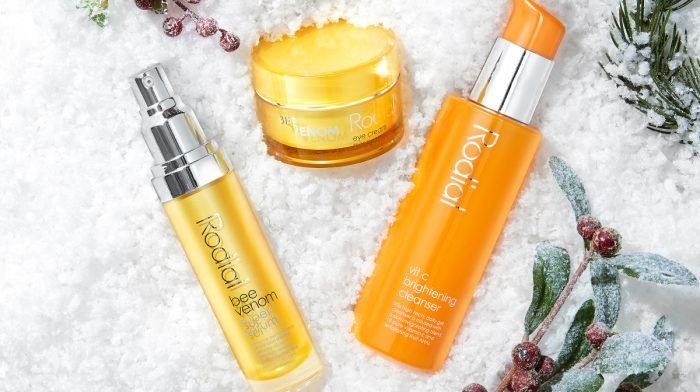 CBD and Vitamin C With Rodial