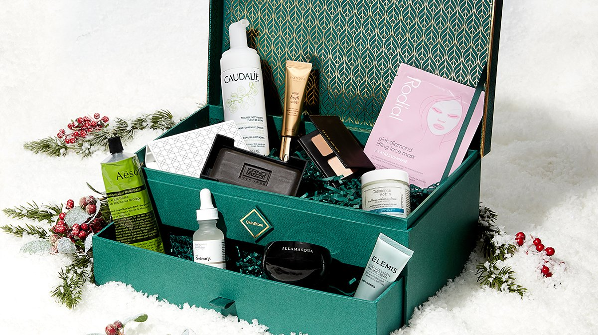 What's In Our SkinStore Evergreen Holiday Collection
