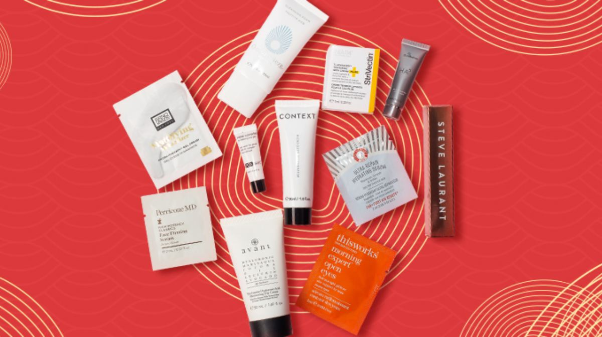 The First Beauty Bag of the Year!