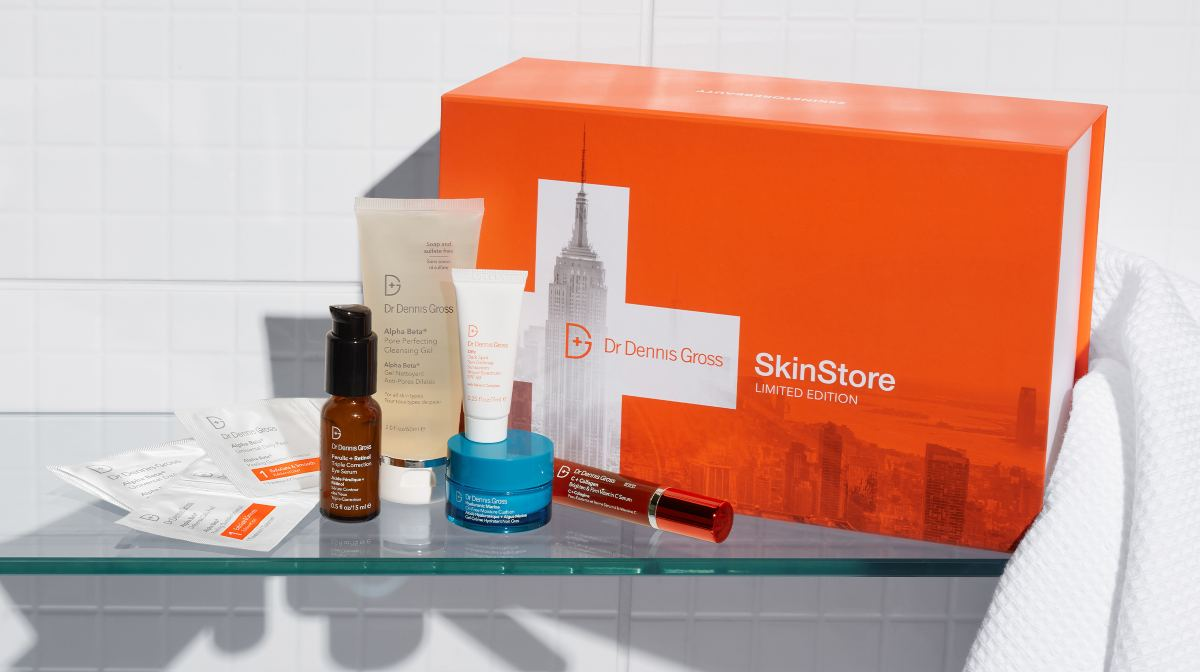 What's In The SkinStore x Dr. Dennis Gross Limited Edition Box