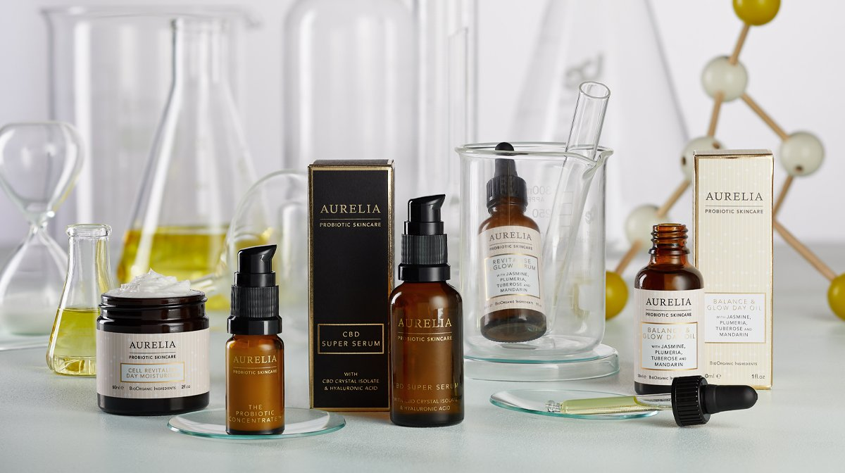 Intelligent Skincare With Aurelia