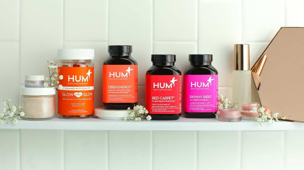 Inside Out Beauty with Hum Nutrition Supplements