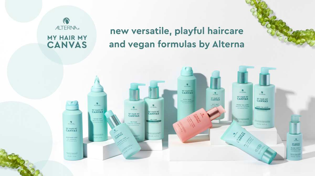 Self Care with Alterna's 'My Hair My Canvas' Line