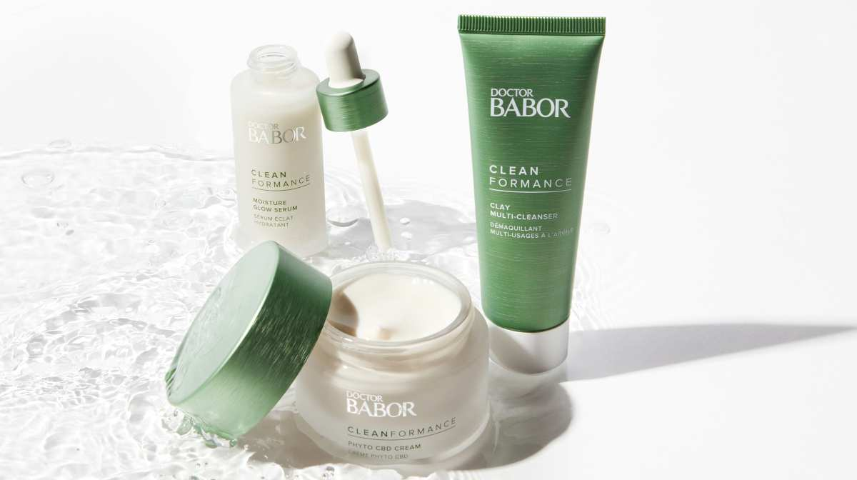 Get A Healthy Glow with DOCTOR BABOR CLEANFORMANCE