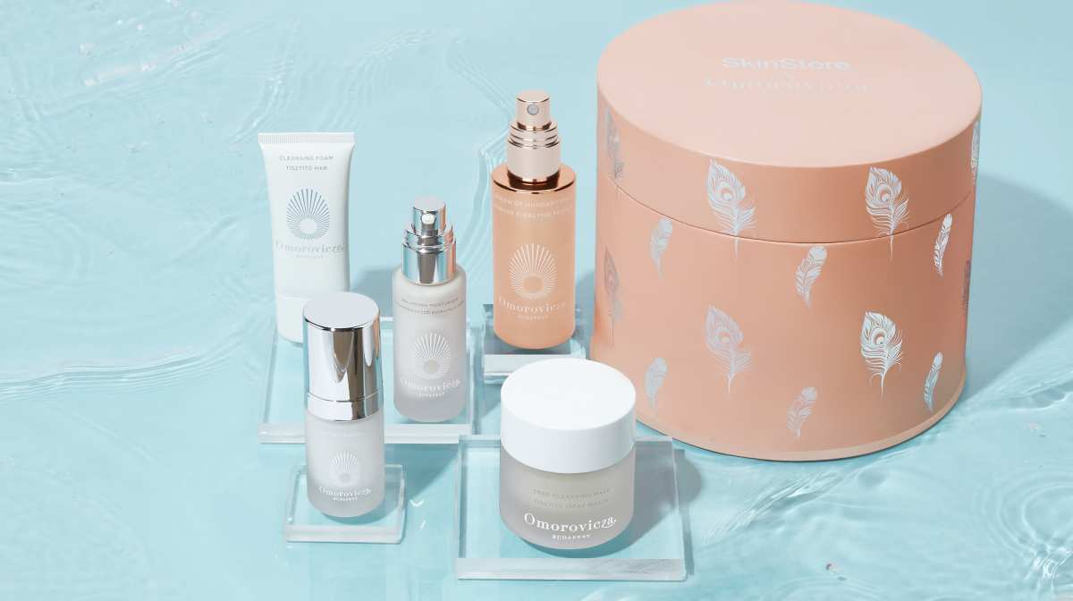 Coming Soon: The SkinStore X Omorovicza Limited Edition Beauty Box