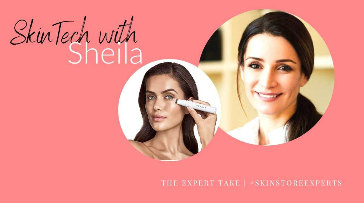 Skincare Tech with Dr. Sheila Malek Kassir