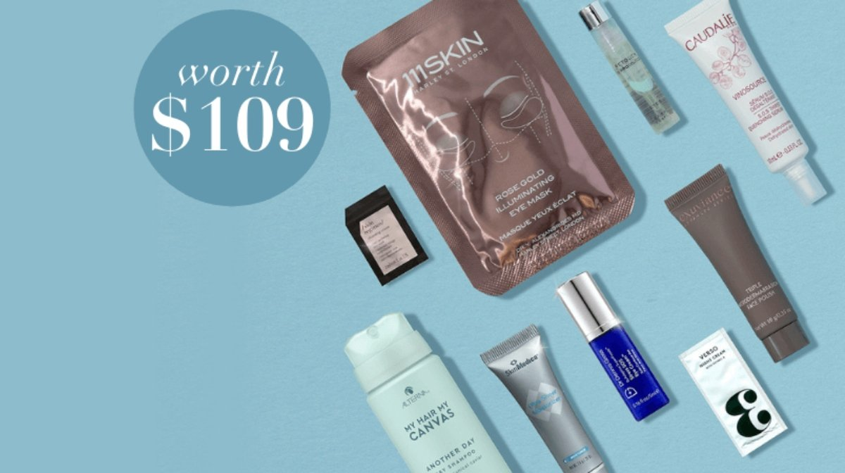 Inside Our October Beauty Bag
