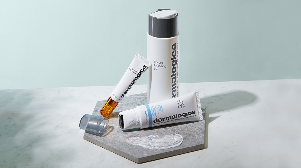 Intentional Skin Care with Dermalogica