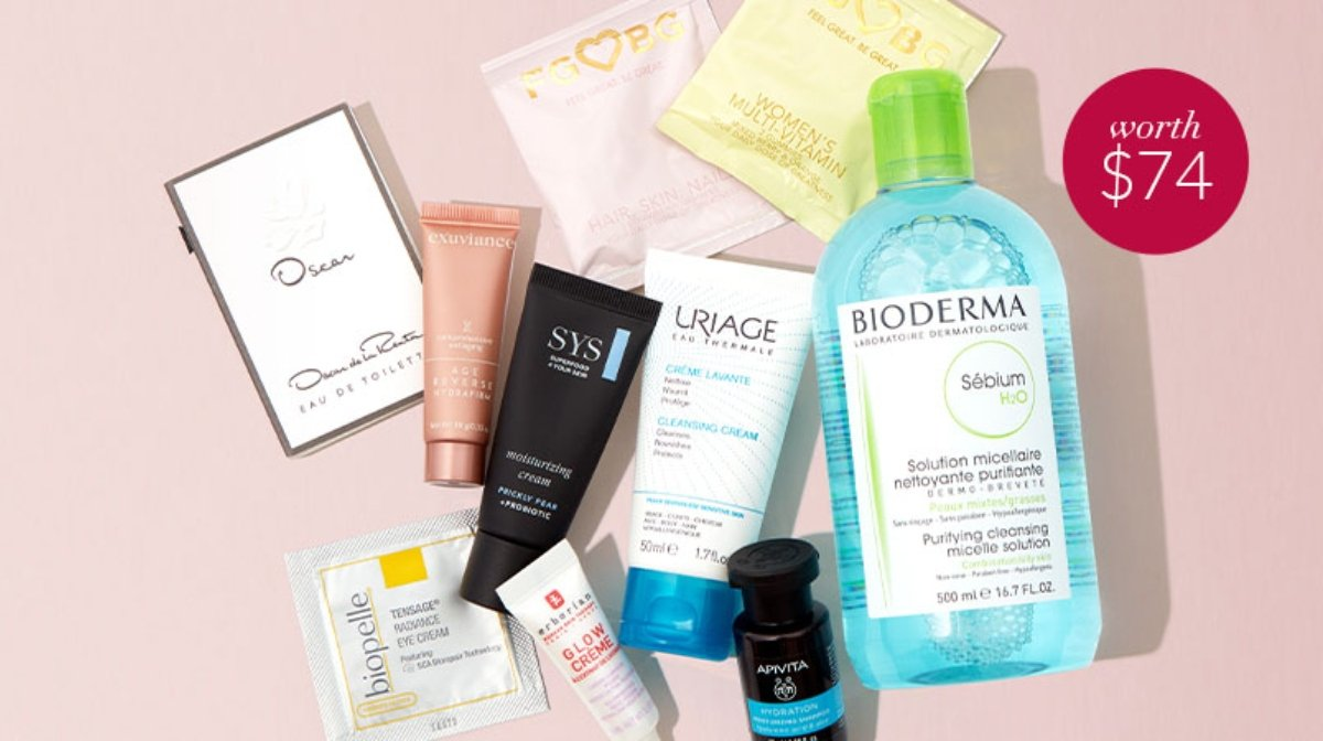 Treat Yourself with Our February Beauty Bag