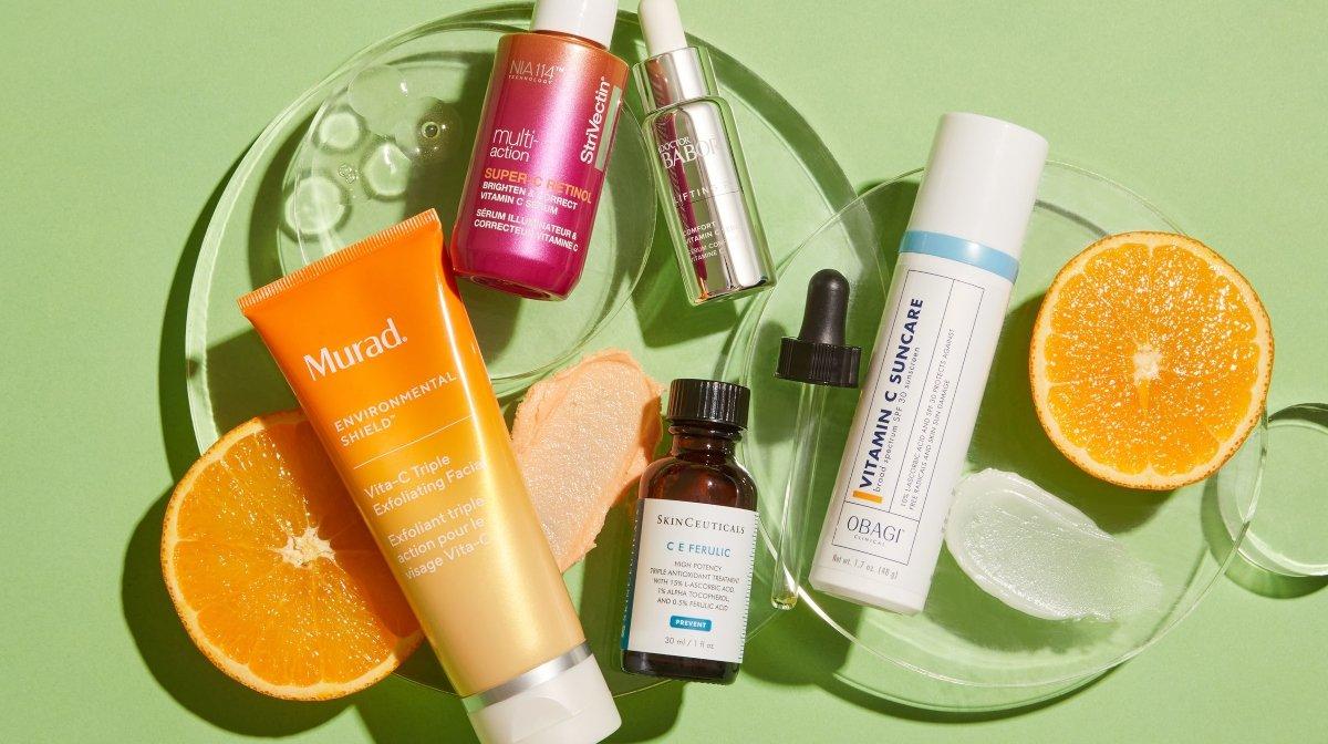 Skincare Benefits of Vitamin C: Talk Skin