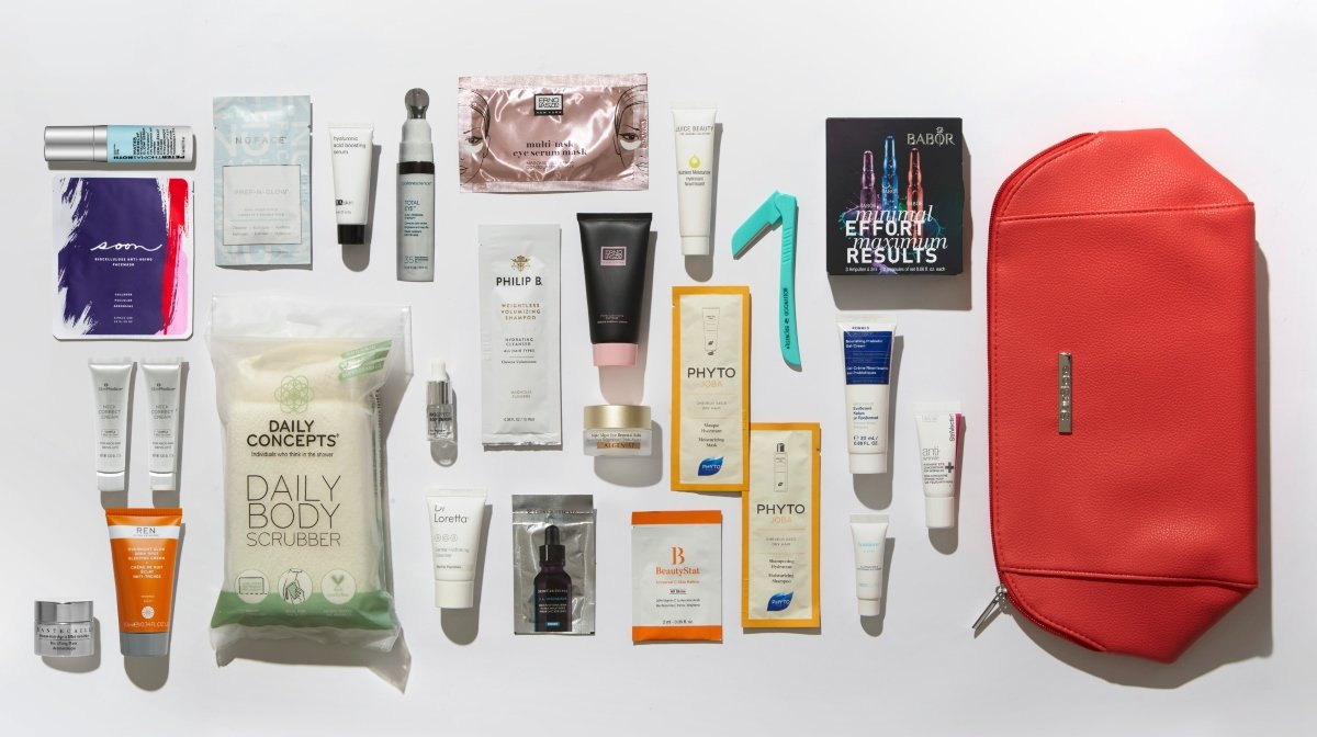 Celebrate Our 24th Anniversary with Our Beauty Bag at SkinStore!