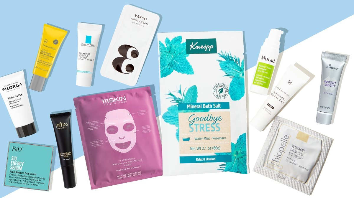 What's Inside Our Spring SkinStore Beauty Bag