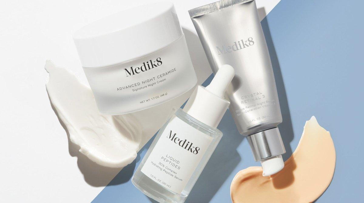 Just In: Medik8 is Now on SkinStore