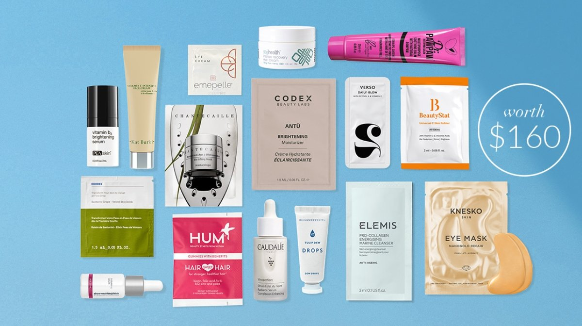 Reboot Your Routine with Our First Fall Beauty Bag