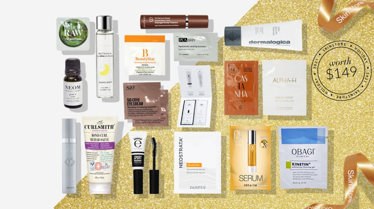 Kickoff Your Holiday Shopping With This Month's Beauty Bag
