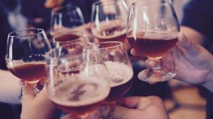 Alkohol während einer Diät