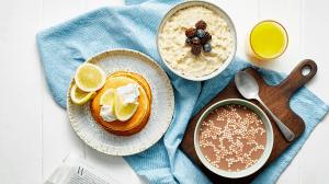 Exante Speisen, Nachspeisen und Pancakes