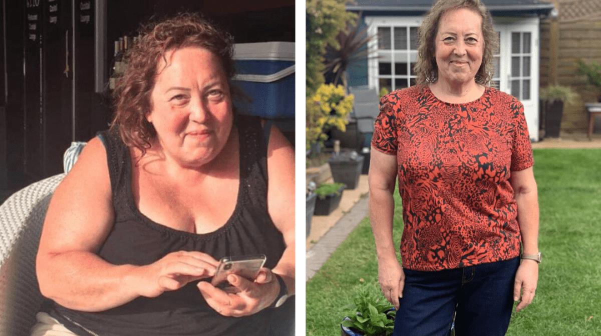 Diabetes Typ 2: So hat Joanna 19 kg abgenommen