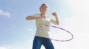Abnehmen mit Hula Hoop