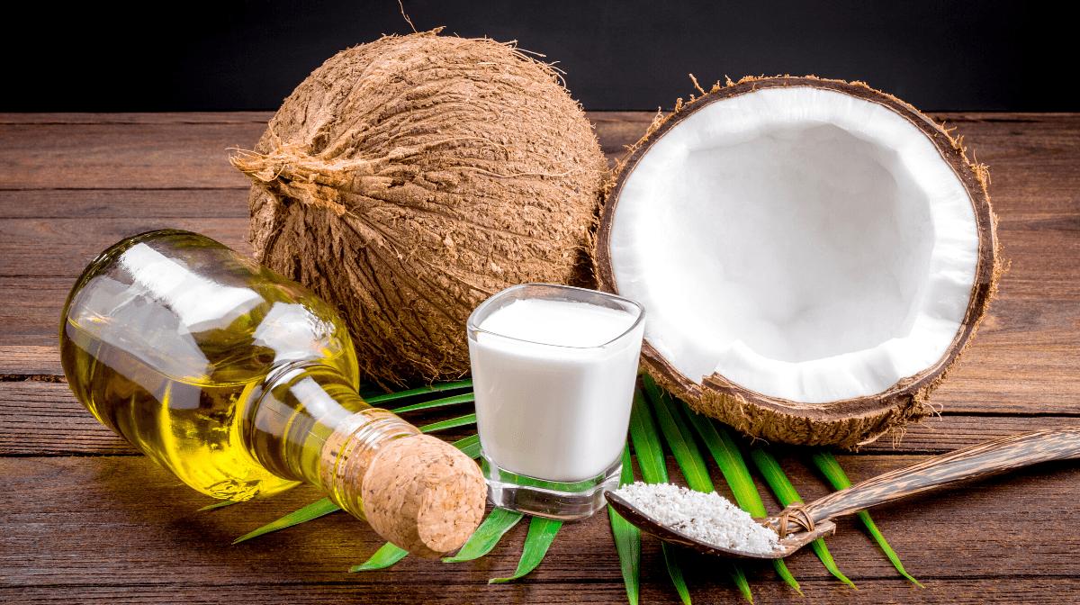 Kokosöl und seine Vorteile