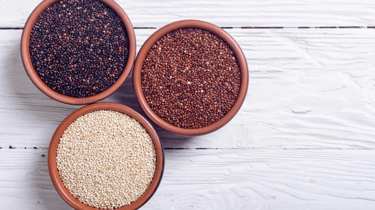 Quinoa – Alles, was du über den Superfood Trend wissen musst