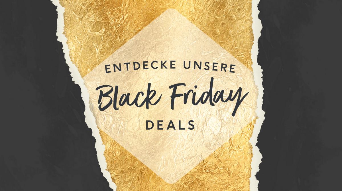 So sichert ihr euch die besten Black Friday Deals