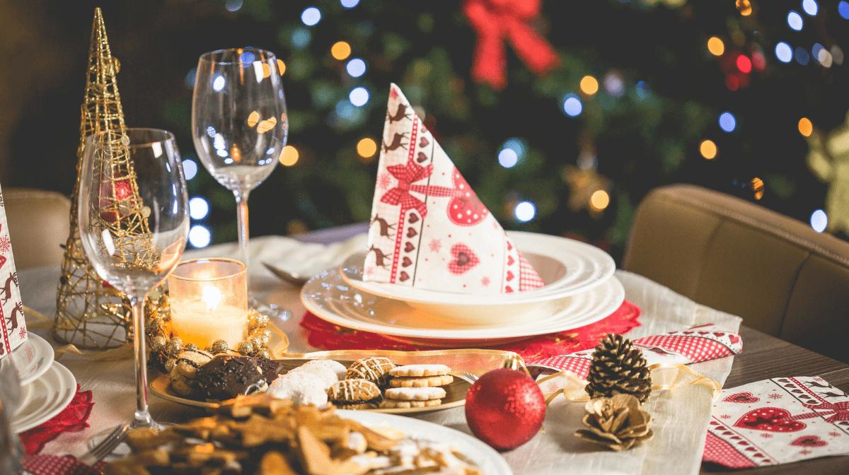 10 Tipps, um an Weihnachten in Form zu bleiben