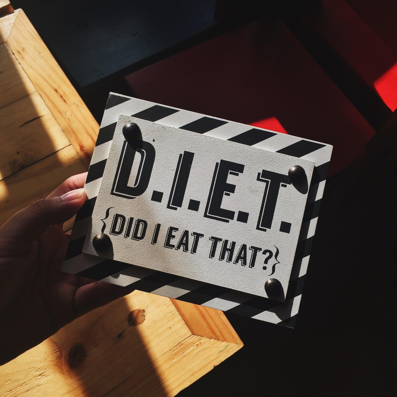 Die 7 häufigsten Diätfehler