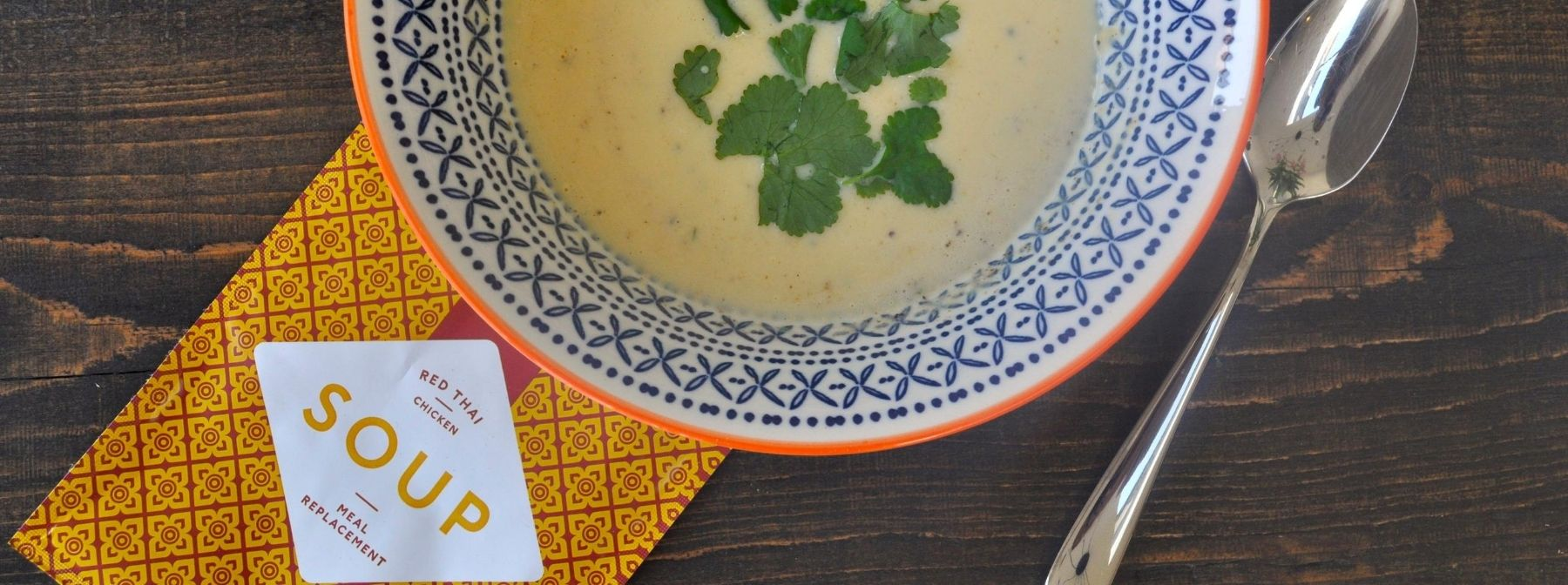 Red Thai Chicken Meal Replacement Soup