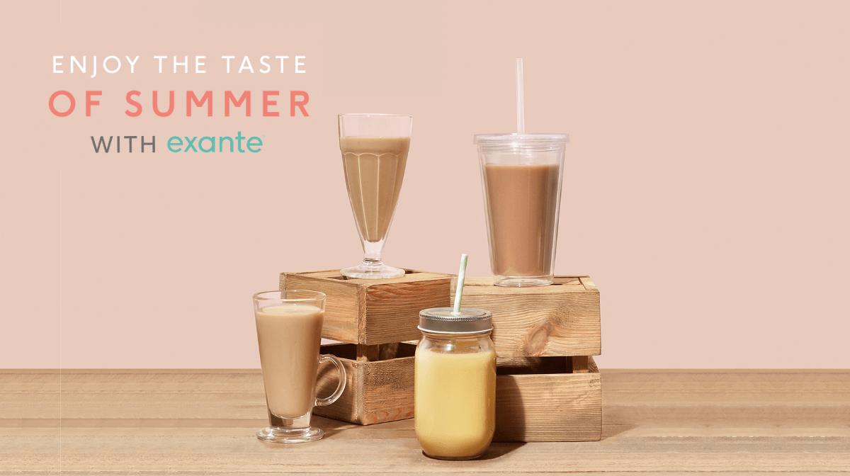 Exante Coffee Shop Smart Swaps