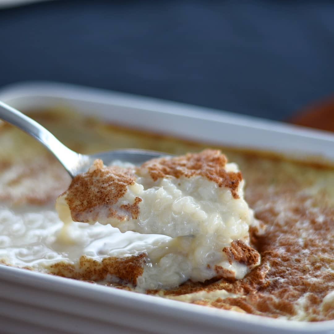 exante style rice pudding